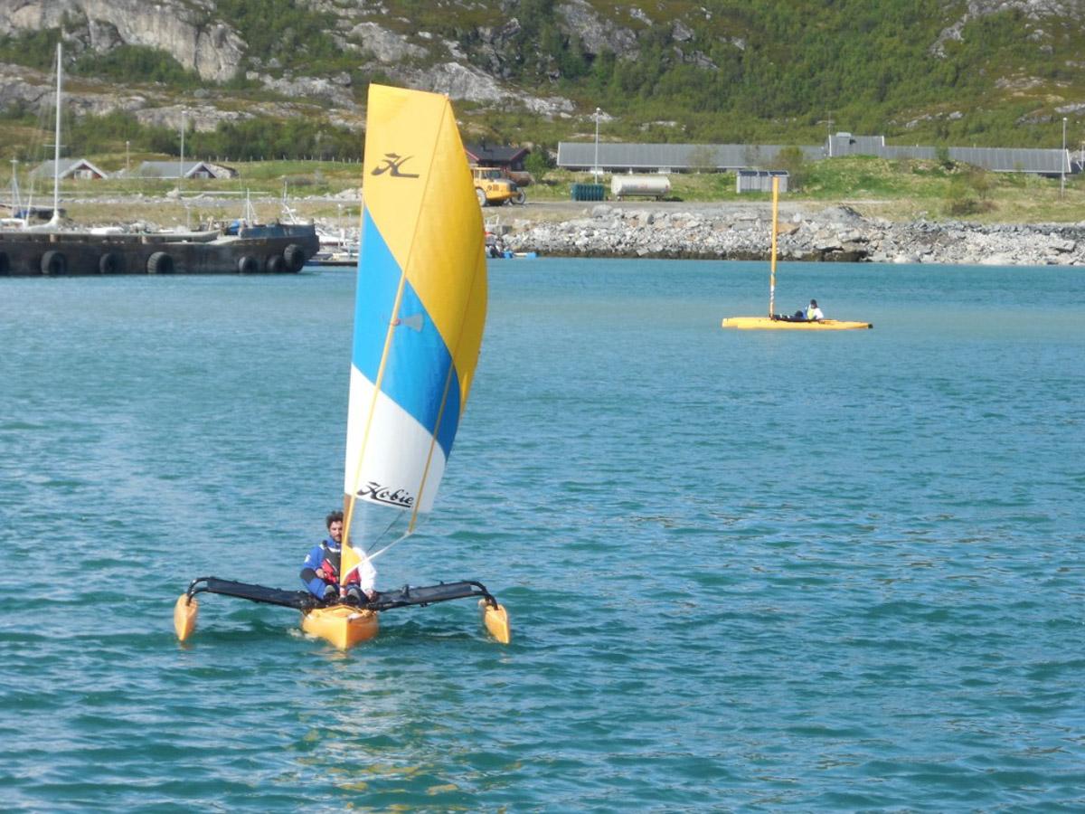 Hobie Kayaks Rental Hybrid Sailing Kayak Fishing Kayak