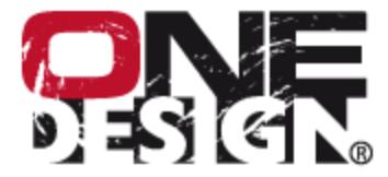logo ONE DESIGN