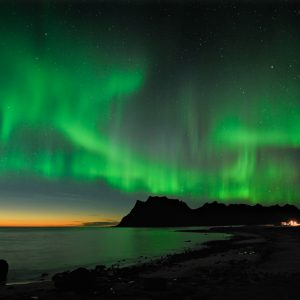 Night sailing, northern lights, whales and orcas