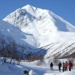 Visiter le Nord Norvège en voilier et en ski