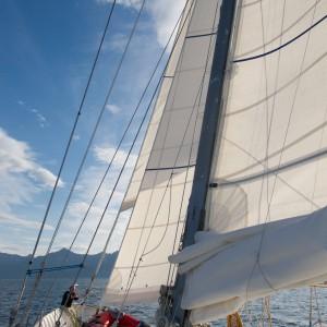 Séjours et activités sur mesure en voilier, Sommaroy Norvège