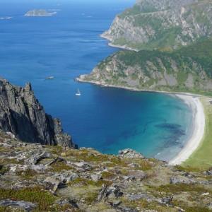 Semaine randonnée et voile, Tromso
