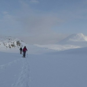 Snowshoeing Trip with Southern Star 75' Norway