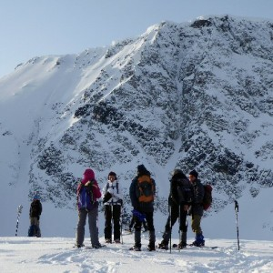 Ski trips in Lyngen Alps