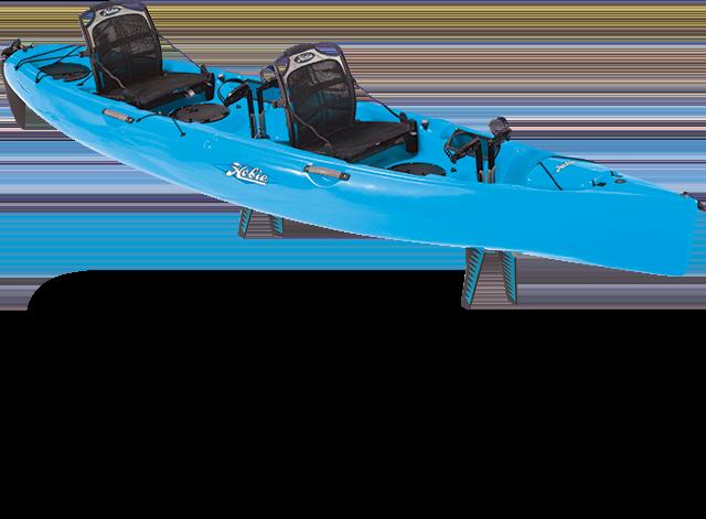 Mirage Oasis Hobie Touring Kayak pour randonner au 69 NORD, Norvège