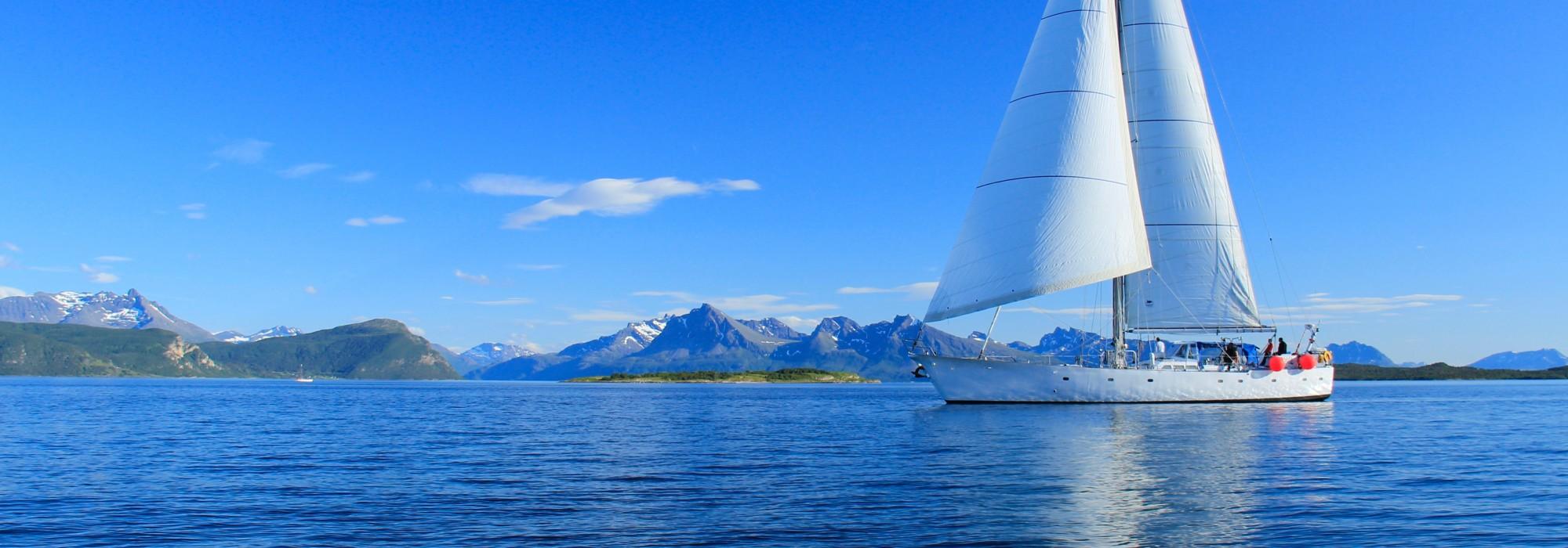 location voilier norvège