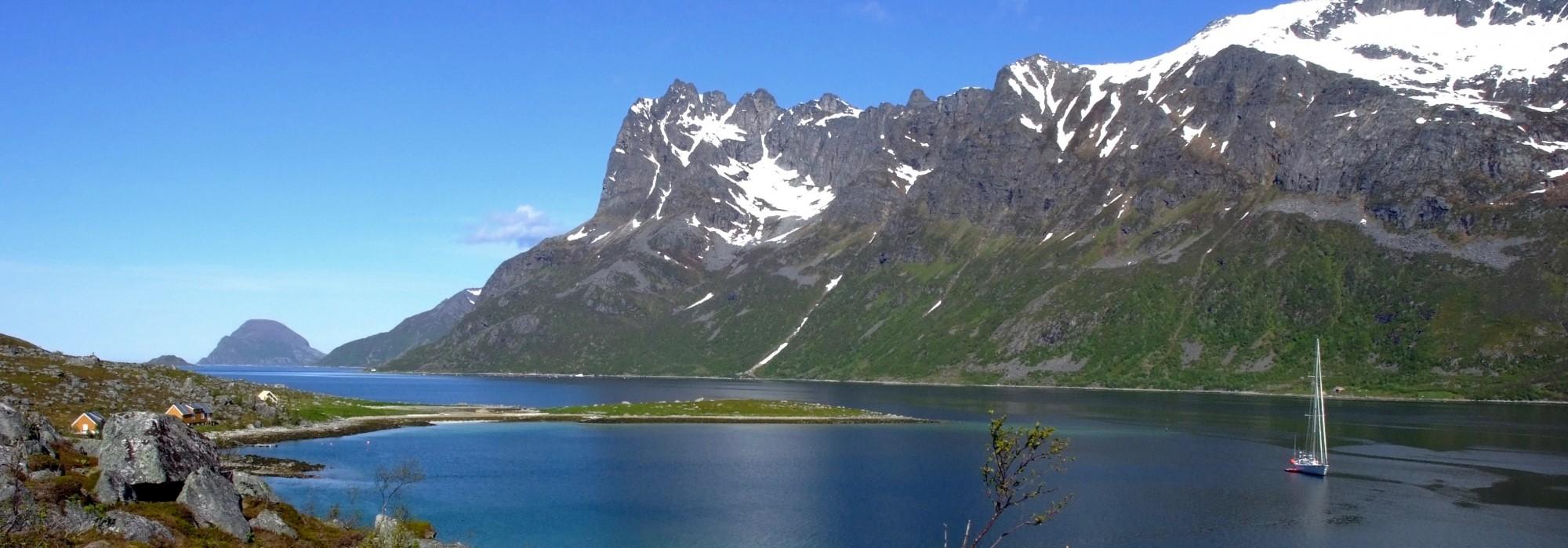 location voilier norvege