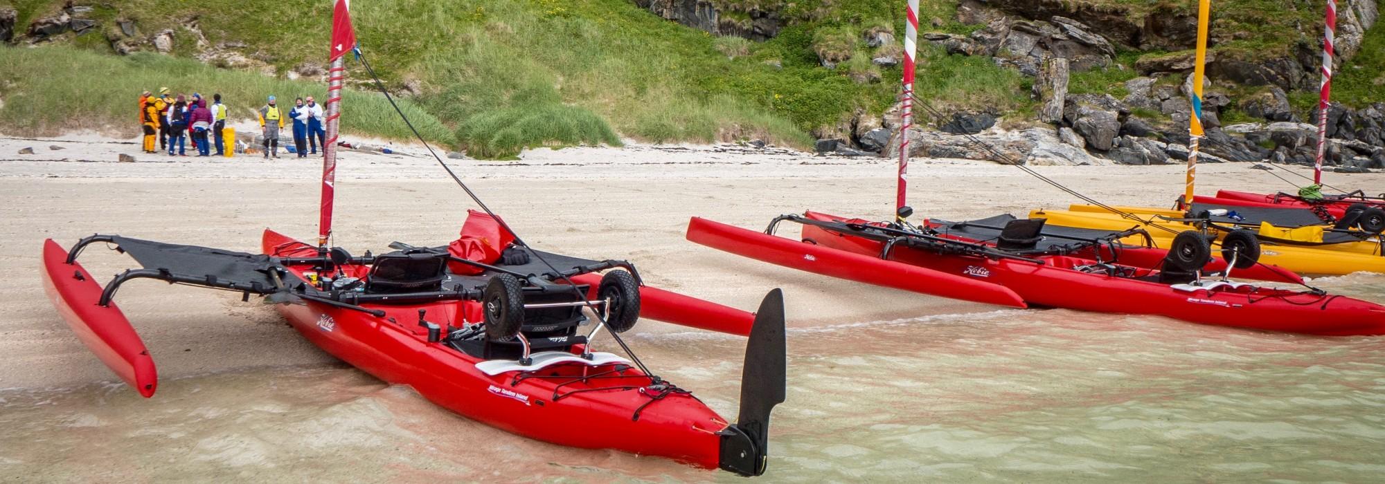 hobie kayak Kvaløya