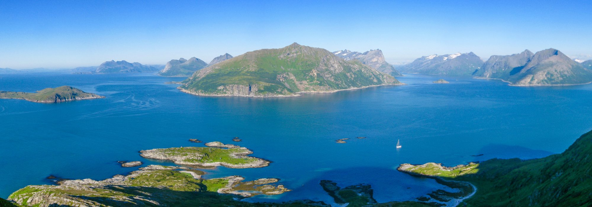 Location voilier 24 mètres Southern Star avec skipper, Norvège