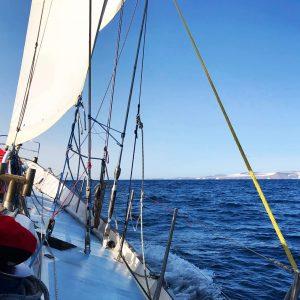 Expédition polaire en voilier avec skippeur
