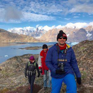 Expedition polaire dans l'arctique avec randonnée pédestre, 69 NORD
