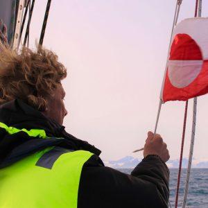 Expédition arctique avec le centre d'activités touristiques extérieures 69 NORD