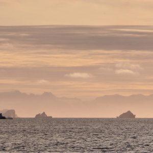 Expédition dans l'arctique avec le 69NORD Scores by sund