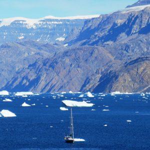 Se rapprocher du pole Nord avec un séjour en voilier 69 NORD