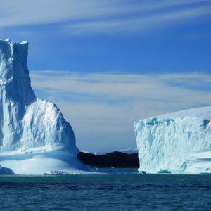 Iceberg Groenland avec 69 NORD
