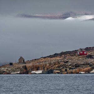 Société d'expedition dans l'arctique en bateau avec 69 NORD