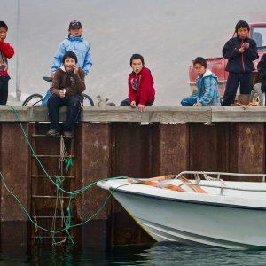 Société d'expedition polaire en bateau avec 69 NORD