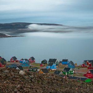 Entreprise d'expédition polaire 69 NORD à Scoresby Sund