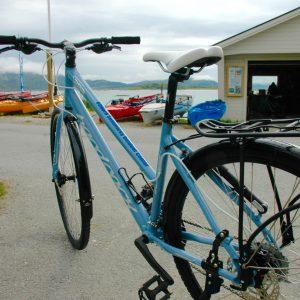 Location de vélo tous chemins à Sommaroy chez 69 NORD